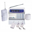 GSM alarm system with LCD screen - ET-GSM20
