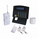 GSM alarm system with LCD screen - ET-GSM50B